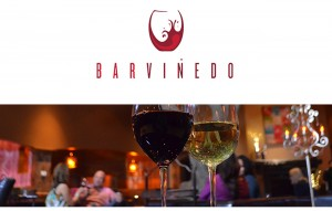 Logo & Image from Bar Viñedo Site