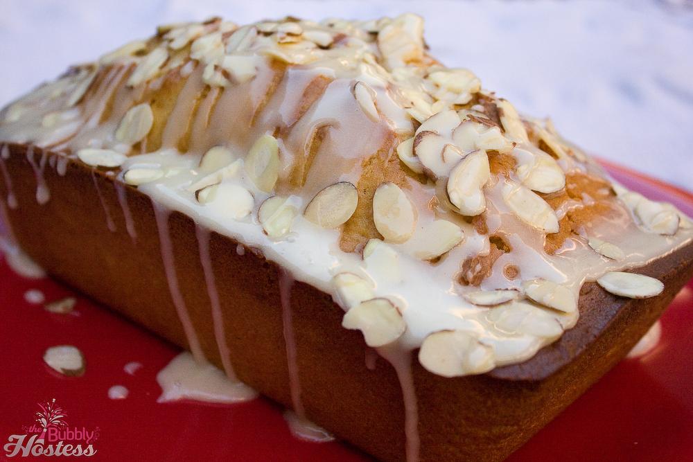 Eggnog Tea Bread | The Bubbly Hostess