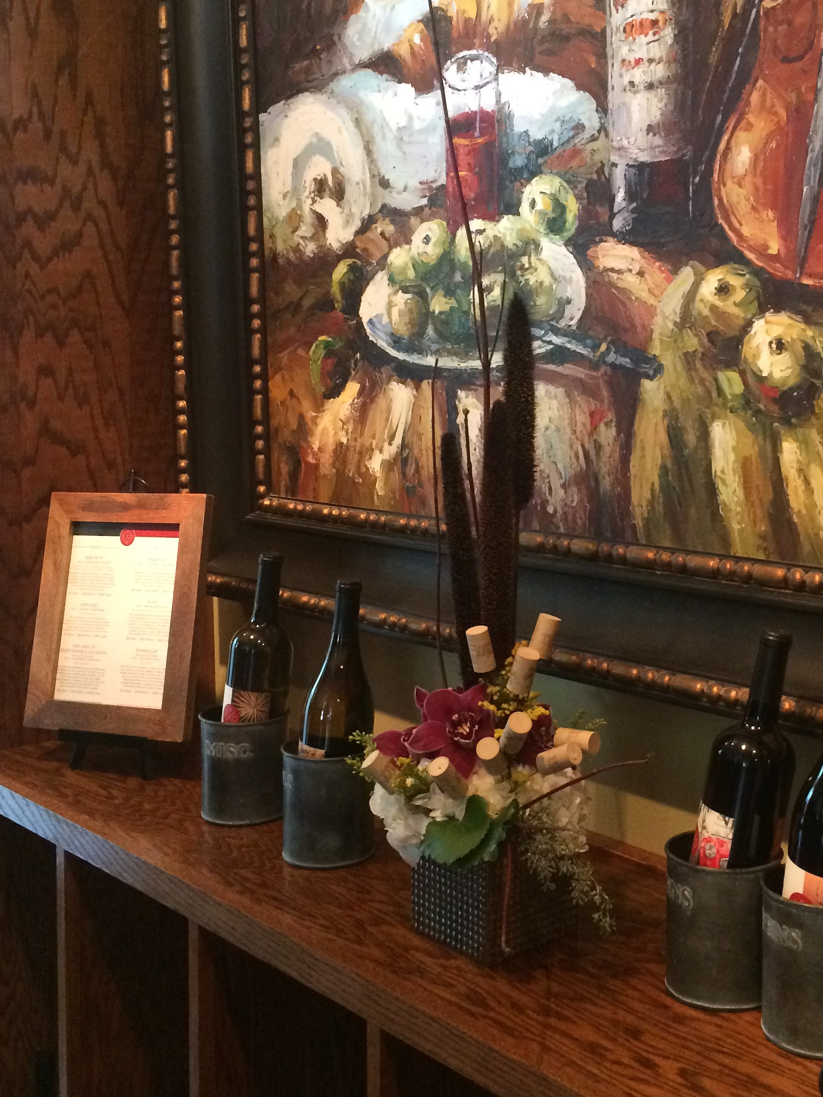 Prescott Winery | The Bubbly Hostess