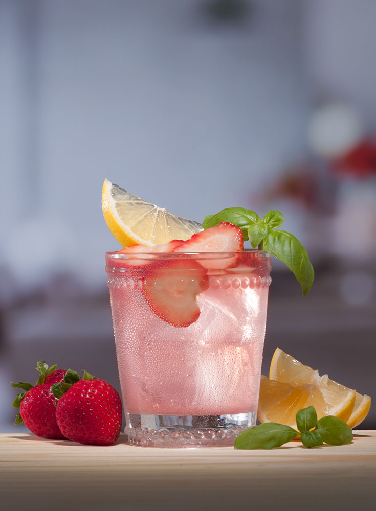 Berry & Basil with Sauza Tequila | The Bubbly Hostess