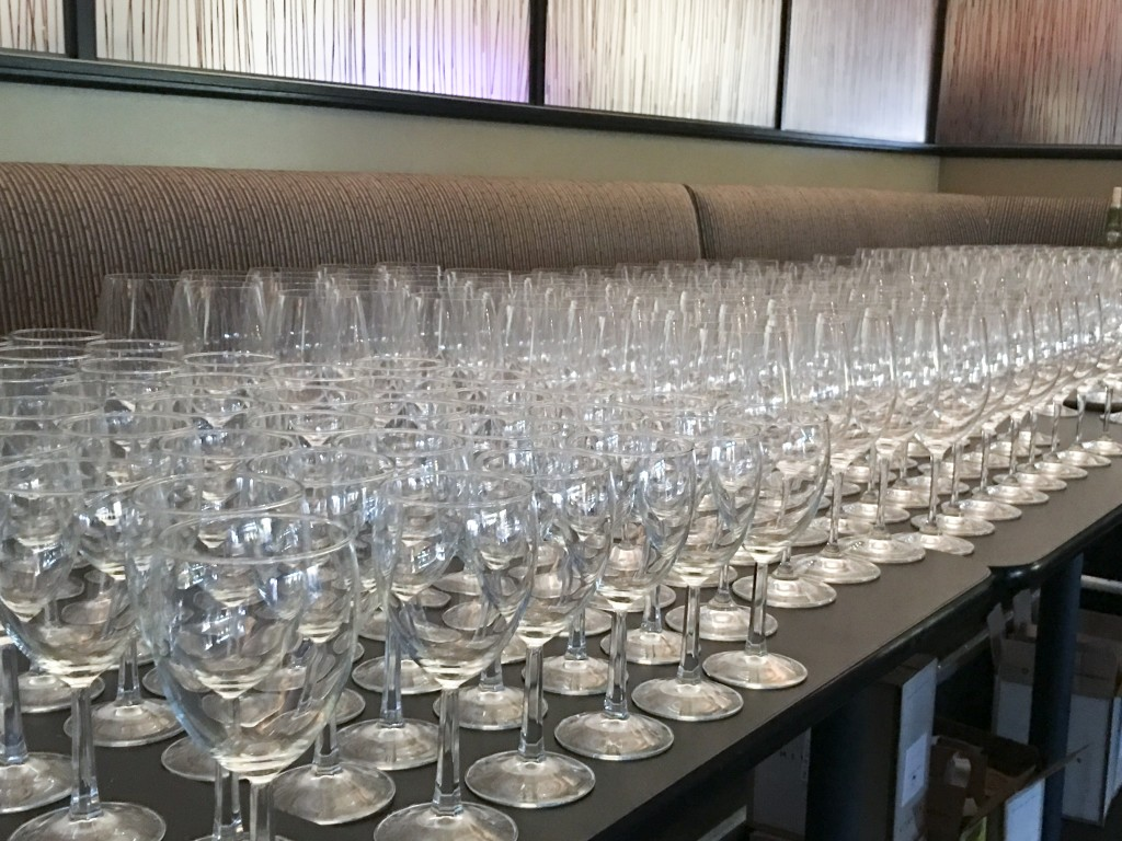 Slate Wine Dinner | The Bubbly Hostess