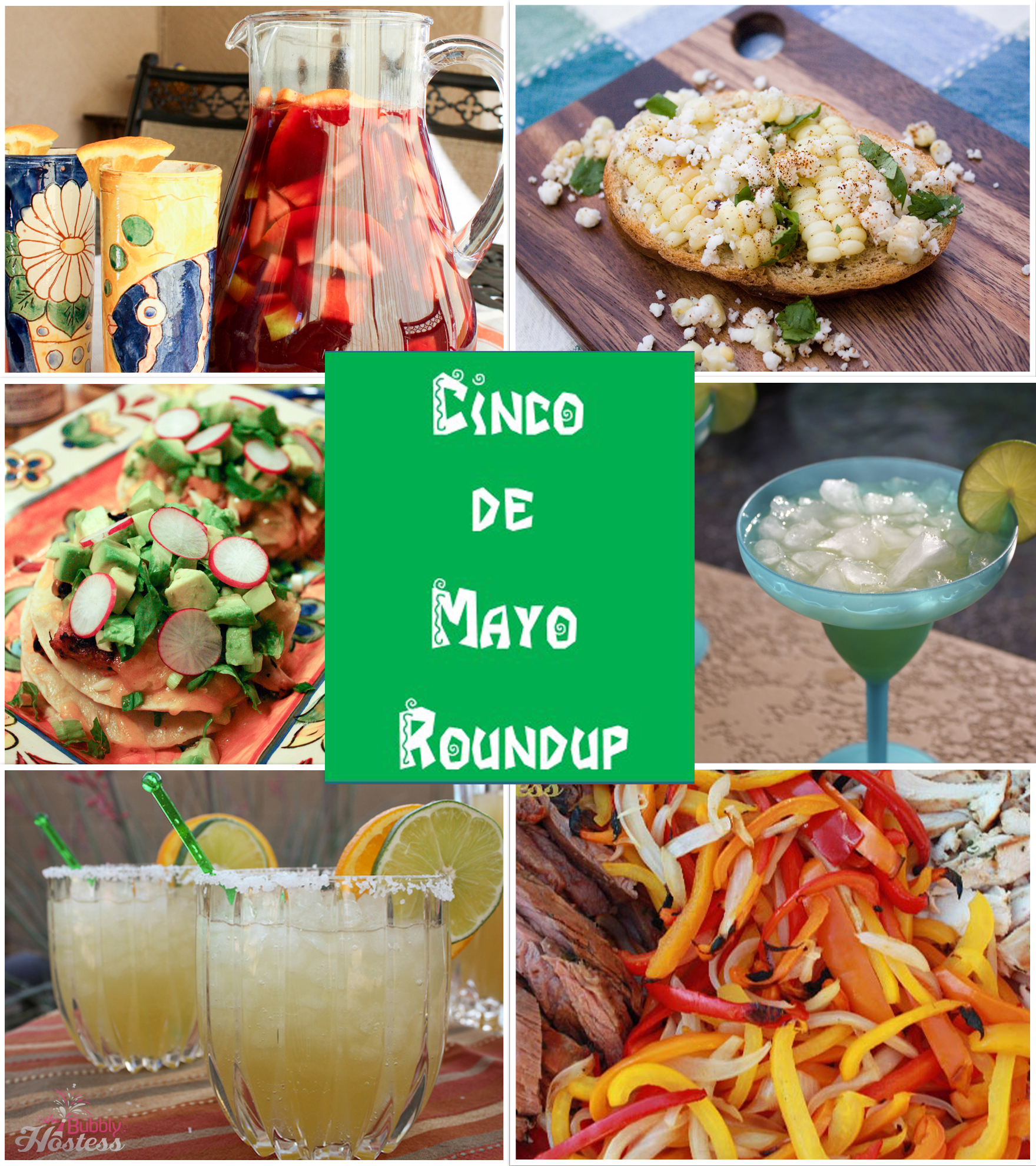 Cinco de Mayo Round Up | The Bubbly Hostess