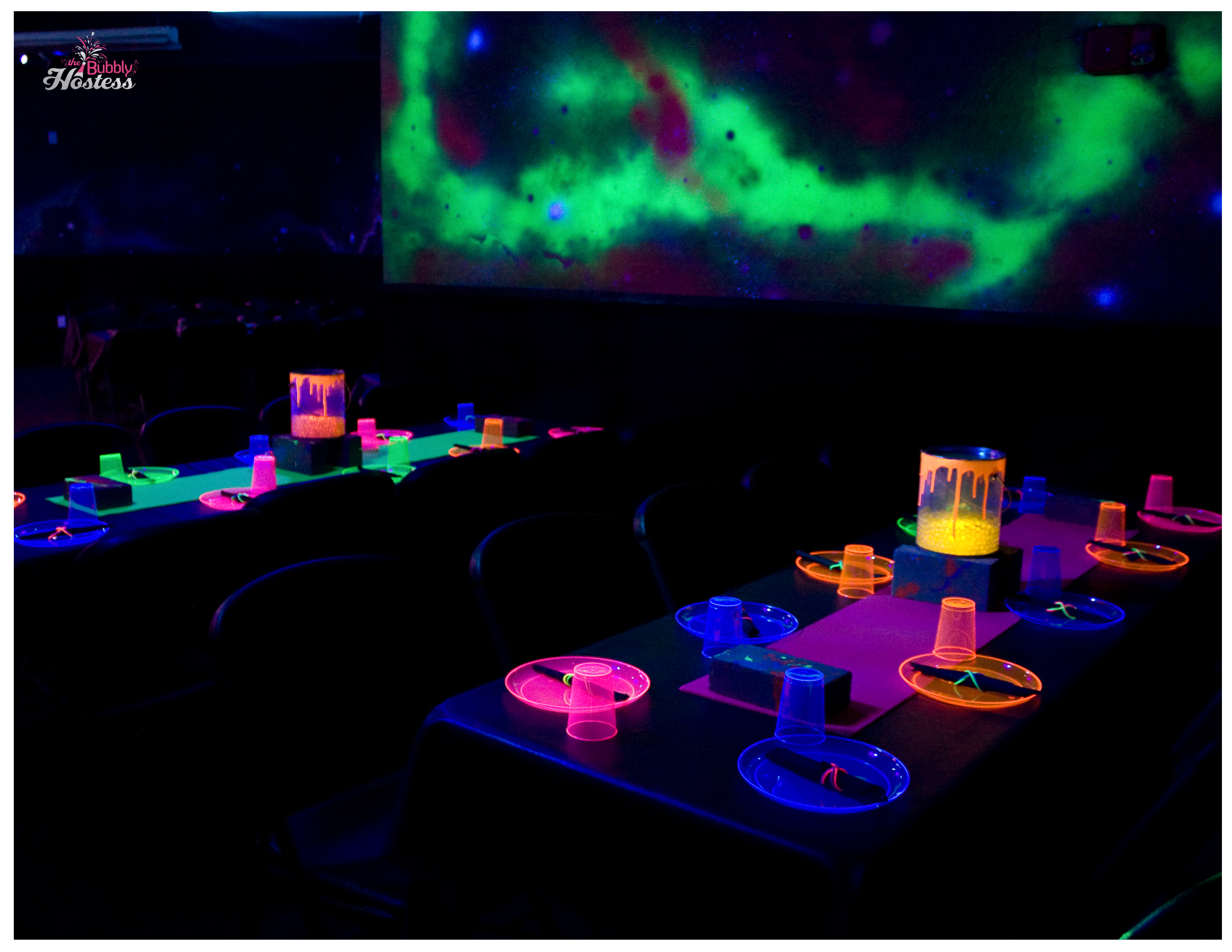 Laser Tag Birthday Party | The Bubbly Hostess